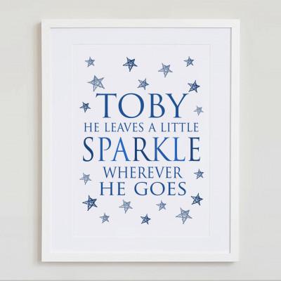 A little Sparkle (boys)