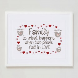 Family Is ..