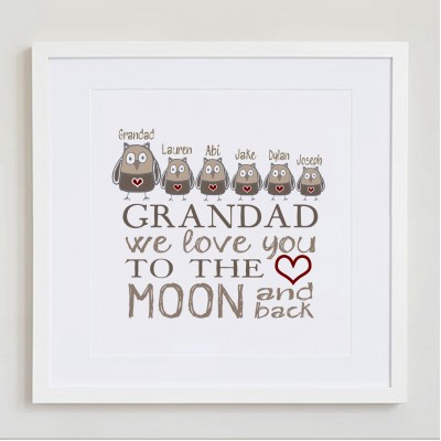 Grandad we Love You