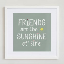 Sunshine of life