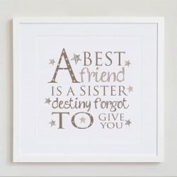 A Best Friend Is... (in neutral)
