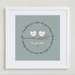 Friendship Birds.